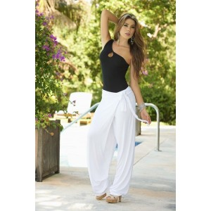 pantalon-sarouel-ceinture-cravate