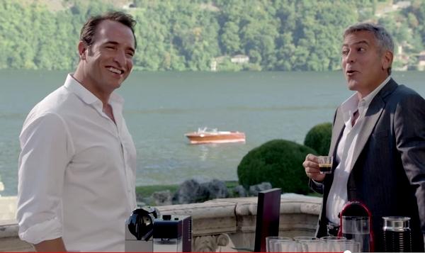 Georges-Clooney-Jean-Dujardin